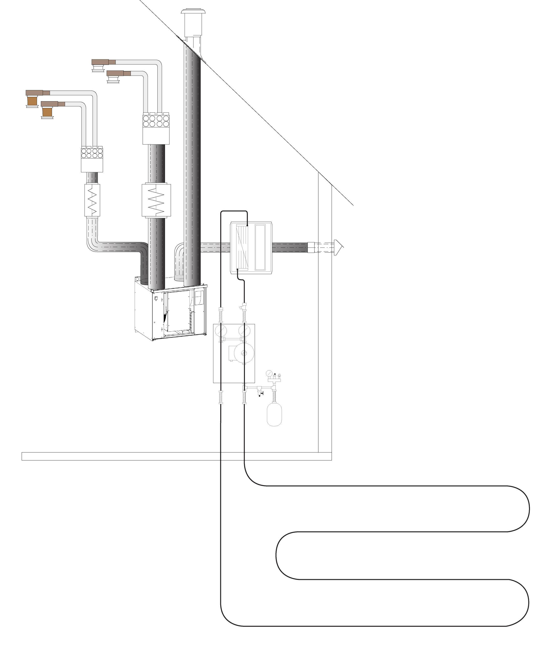 schema de principe geotherm 500